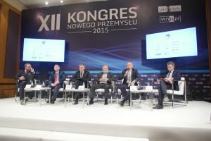 XII Kongres Nowego Przemysłu: Wykonawcy w procesie inwestycyjnym