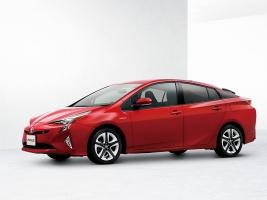 Prius IV. fot. Toyota