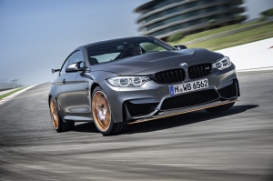 BMW M4 GTS. fot. BMW