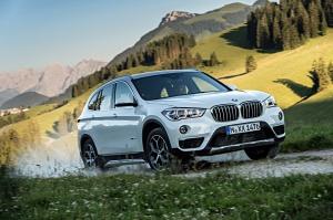 BMW X1. fot. BMW