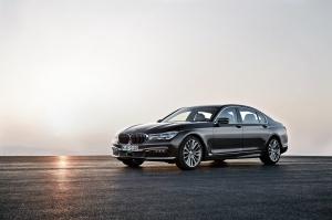 BMW serii 7. fot. BMW