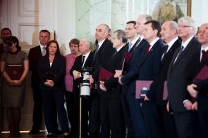 Zdjęcie numer 3 - galeria: Prezydent powołał rząd Beaty Szydło