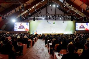 Zdjęcie numer 1 - galeria: Szczyt klimatyczny w Paryżu