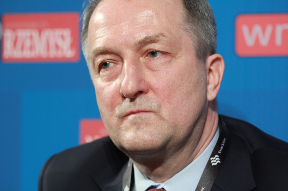 Krzysztof Niemiec - wiceprezes zarządu, Track Tec SA