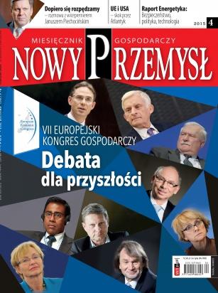 Magazyn Gospodarczy Nowy Przemysł 04/2015
