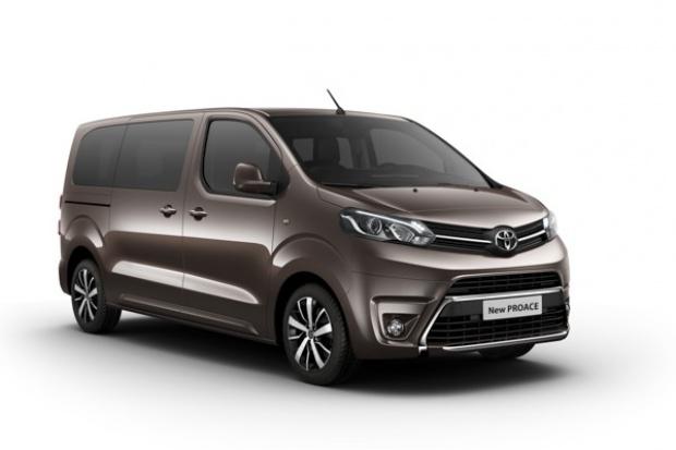 Toyota zapowiada nową furgonetkę ProAce