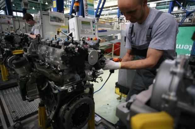 Trwa ożywienie w polskim przemyśle