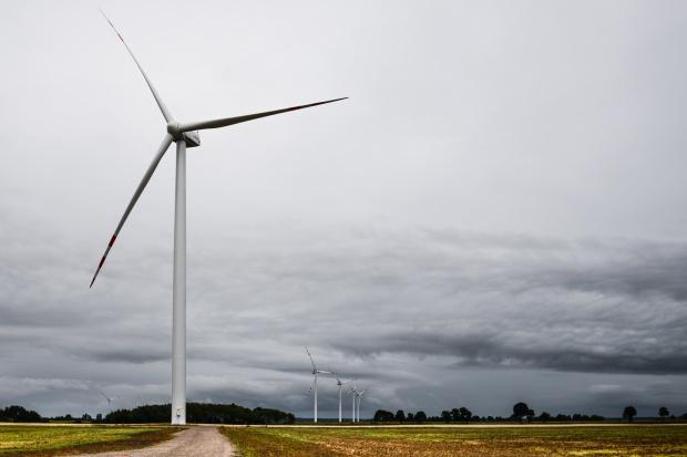 PGE uruchomiła farmę wiatrową o mocy 90 MW