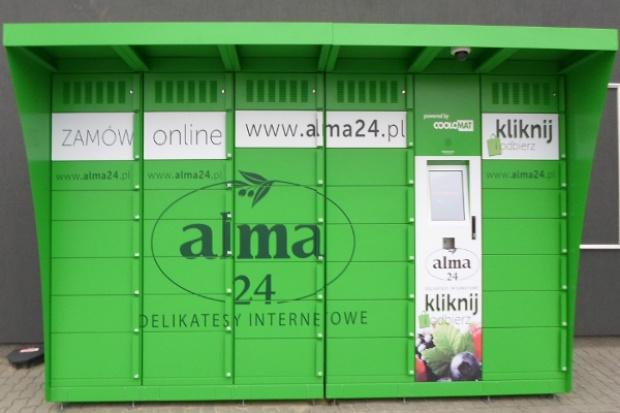 Alma ubiegła InPost. Dostarczy zakupy na stacje Statoil