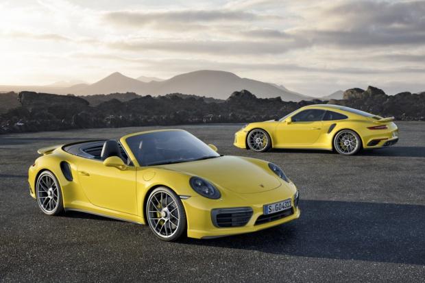 Topowe modele Porsche 911 po zmianach