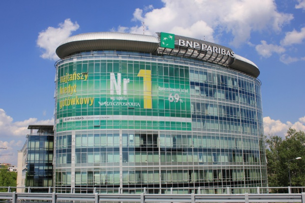 Bank BGŻ BNP Paribas kupił Sygma Bank
