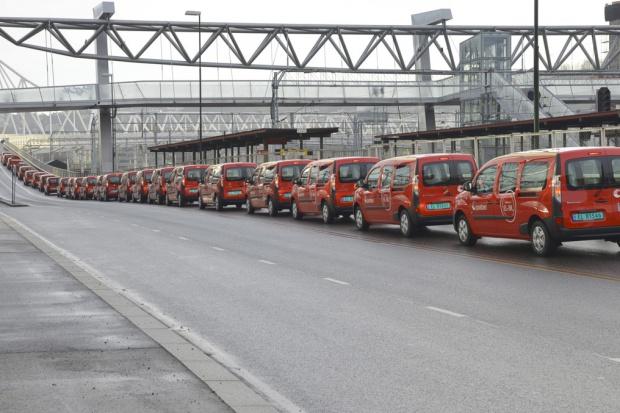 Norwescy pocztowcy przesiadają się do elektrycznych aut