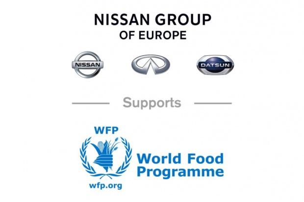 Nissan w Światowym Programie Żywnościowym
