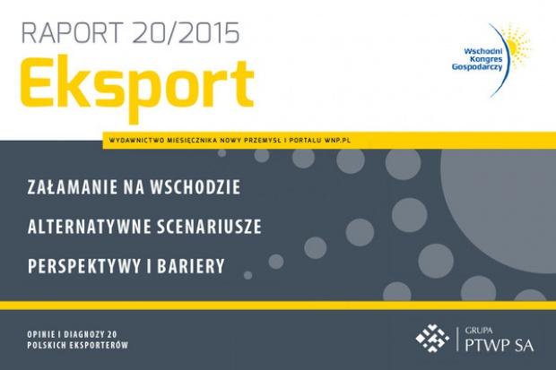 Raport Eksport 2015