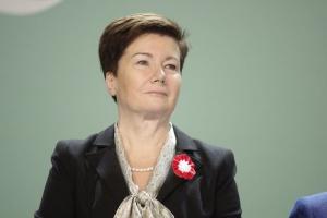 Gronkiewicz-Waltz o Chmielnej 70: zwrot pochopny, odpowiedzialność urzędników i MF