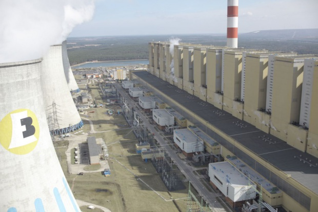 Blok 858 MW w Elektrowni Bełchatów wyprodukował 35 mln MWh