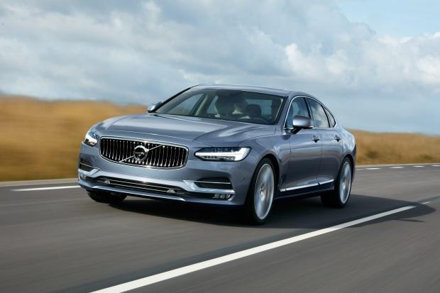 Volvo prezentuje nową flagową limuzynę