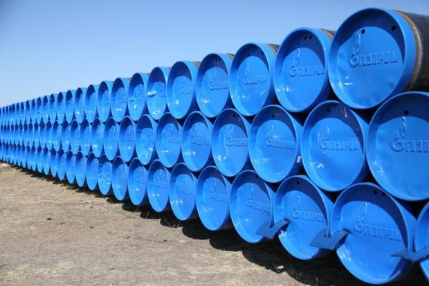 """""""FAZ"""" o Nord Stream 2: polityczny gazociąg, groteskowa postawa rządu"""