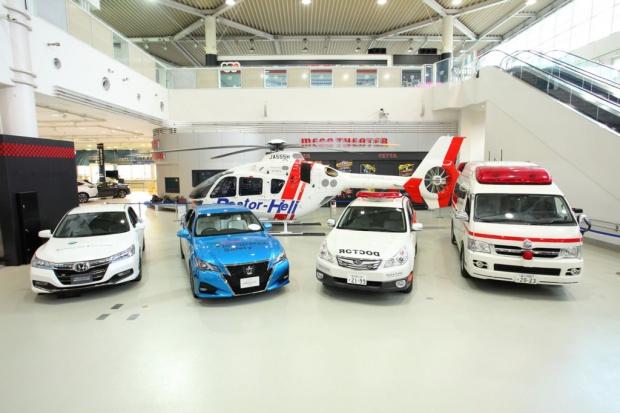 Toyota Lexus i Honda testują system wzywania pomocy do wypadku