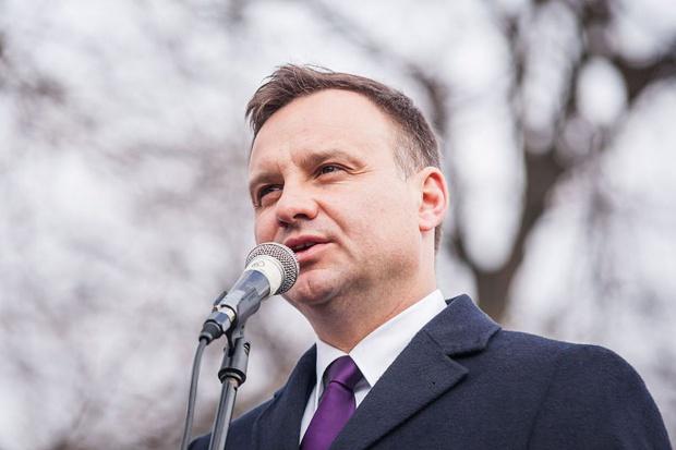 Prezydent Andrzej Duda: górnicy potrzebują pewności jutra