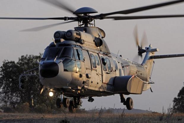 CBA: jest zawiadomienie w sprawie przetargu na śmigłowce dla armii