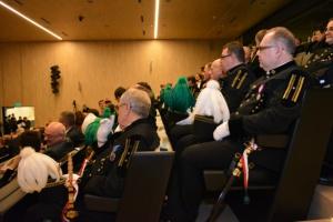 4 grudnia br. w sali audytoryjnej Muzeum Śląskiego w Katowicach odbyła się Barbórka Wyższego Urzędu Górniczego. Fot. mat. pras. WUG