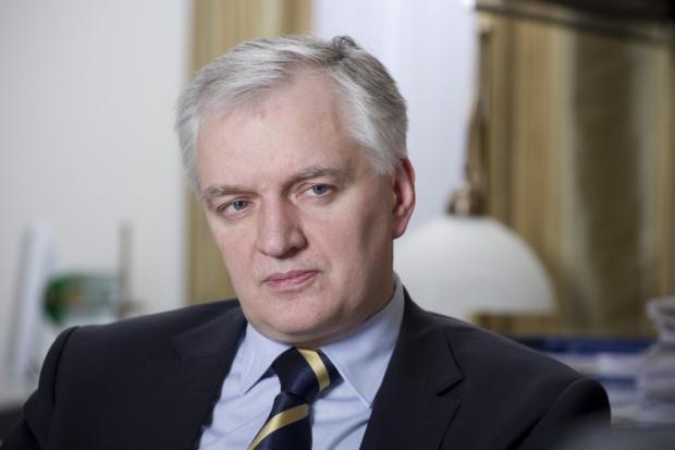 Gowin: celem rządu reindustrializacja Polski w oparciu o polską naukę