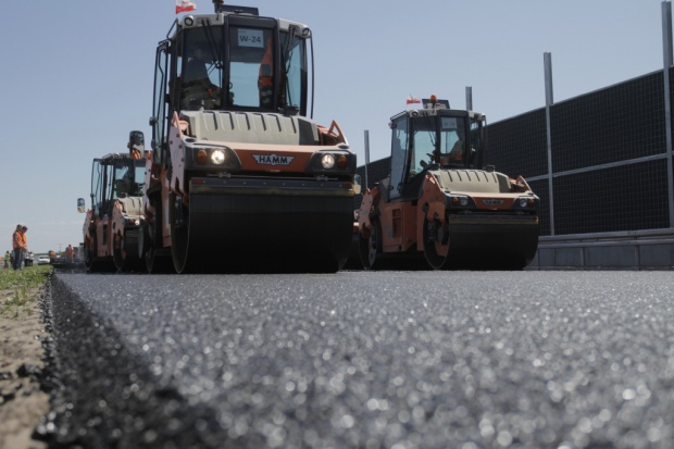 KE: 232 mln euro trafi na budowę drogi S6