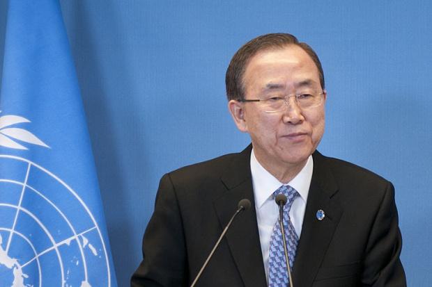 Sekretarz generalny ONZ wzywa do solidarności ws. klimatu