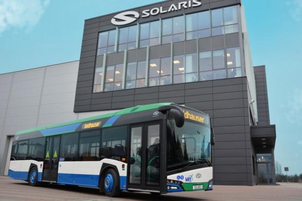 Bawarska dostawa Solarisa