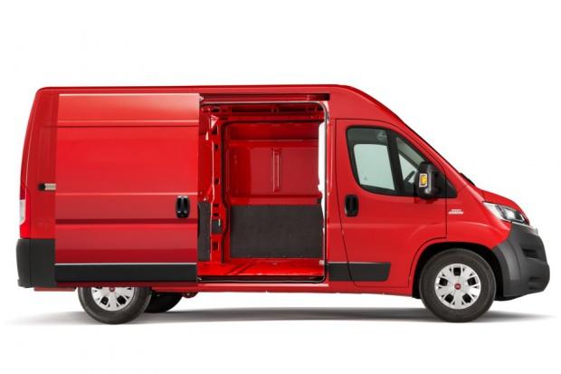 Rynek pojazdów dostawczych mocno w górę
