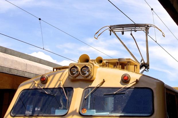 Elektromobilność również na kolei