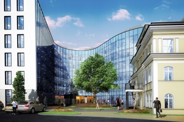 Ghelamco wybuduje siedzibę mBanku