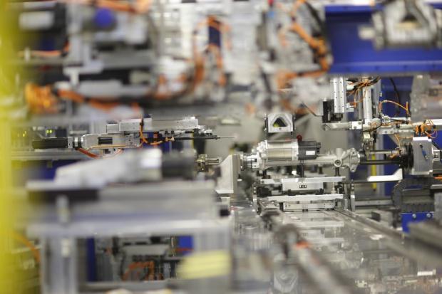 ThyssenKrupp mocno wchodzi w układy kierownicze EPS