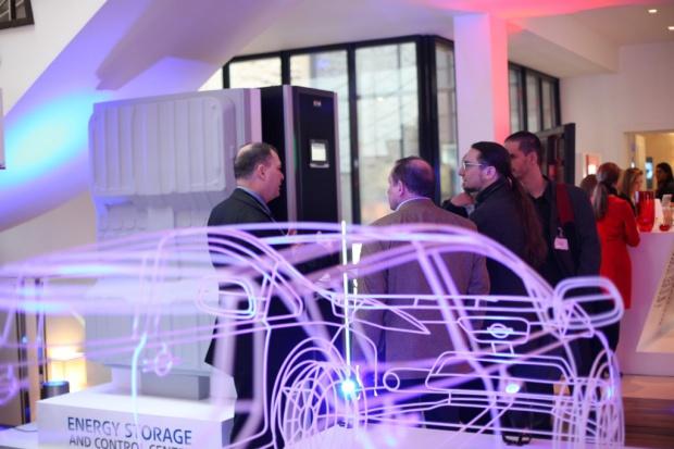 Nissan i Eaton opracują system wtórnego wykorzystania akumulatorów