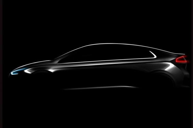 Hyundai IONIQ - trzy e-napędy do wyboru
