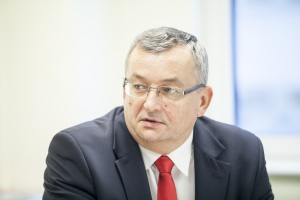 W debacie udział wziął minister infrastruktury i budownictwa, Andrzej Adamczyk.