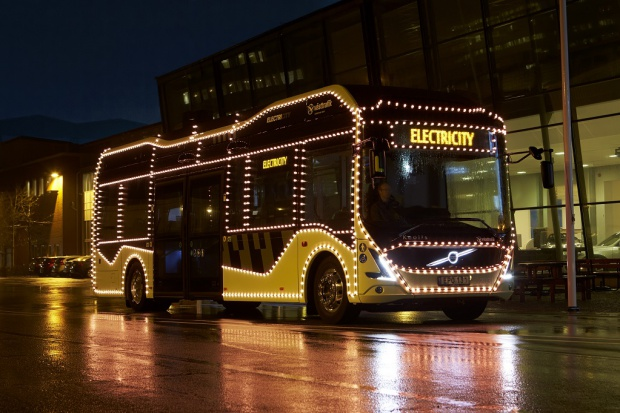 Volvo Buses wchodzi na rynek indyjski