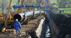 Nadzór nad budową ważnego gazociągu dla ILF