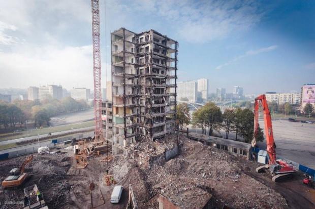 TDJ Estate ma pozwolenie na budowę kompleksu biurowego obok Spodka
