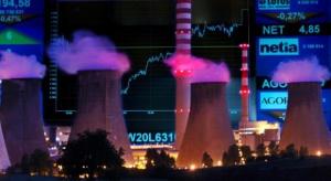 Spółki energetyczne w oku cyklonu