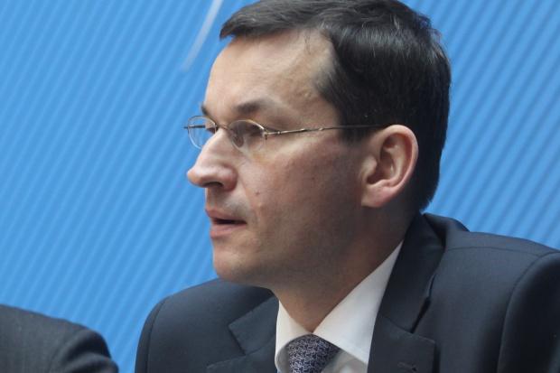 Morawiecki: gospodarka potrzebuje do rozwoju polskiego kapitału