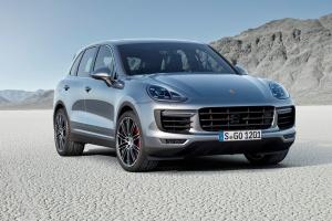 Porsche Cayenne z zakazem dopuszczenia do ruchu w Niemczech