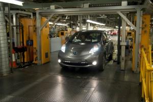 Elektryczny Nissan LEAF: 5 lat produkcji i 200 000 szt.