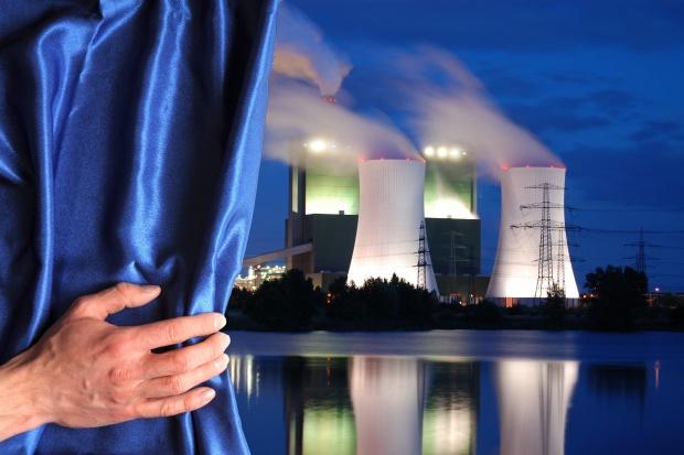 """""""Efektem dyskusji o polityce energetycznej powinna być lokalizacja elektrowni atomowej"""""""