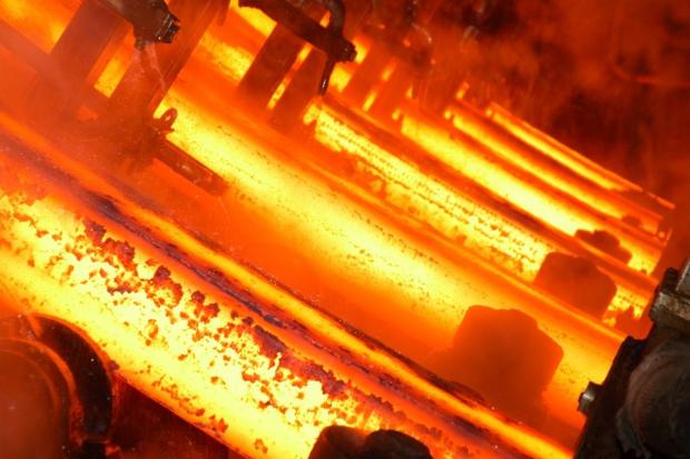 Vitkovice Steel modernizuje piec w walcowni