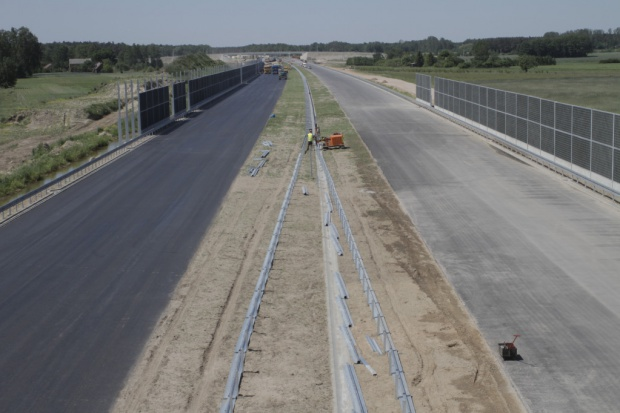 Podlaskie. PiS chce przyspieszenia budowy Via Baltica i obwodnicy Łomży
