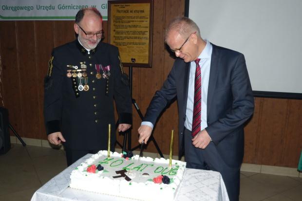 70 lat Okręgowego Urzędu Górniczego w Gliwicach