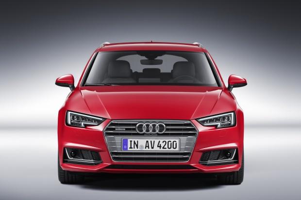 Audi 6% w górę