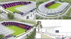 Szczecin zmodernizuje stadion miejski